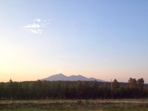 Flagstaff Peaks