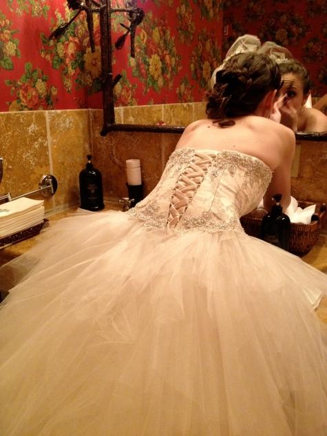 Tibsherany Bride