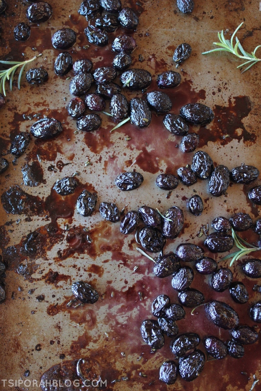 Roasted Grapes Recipe