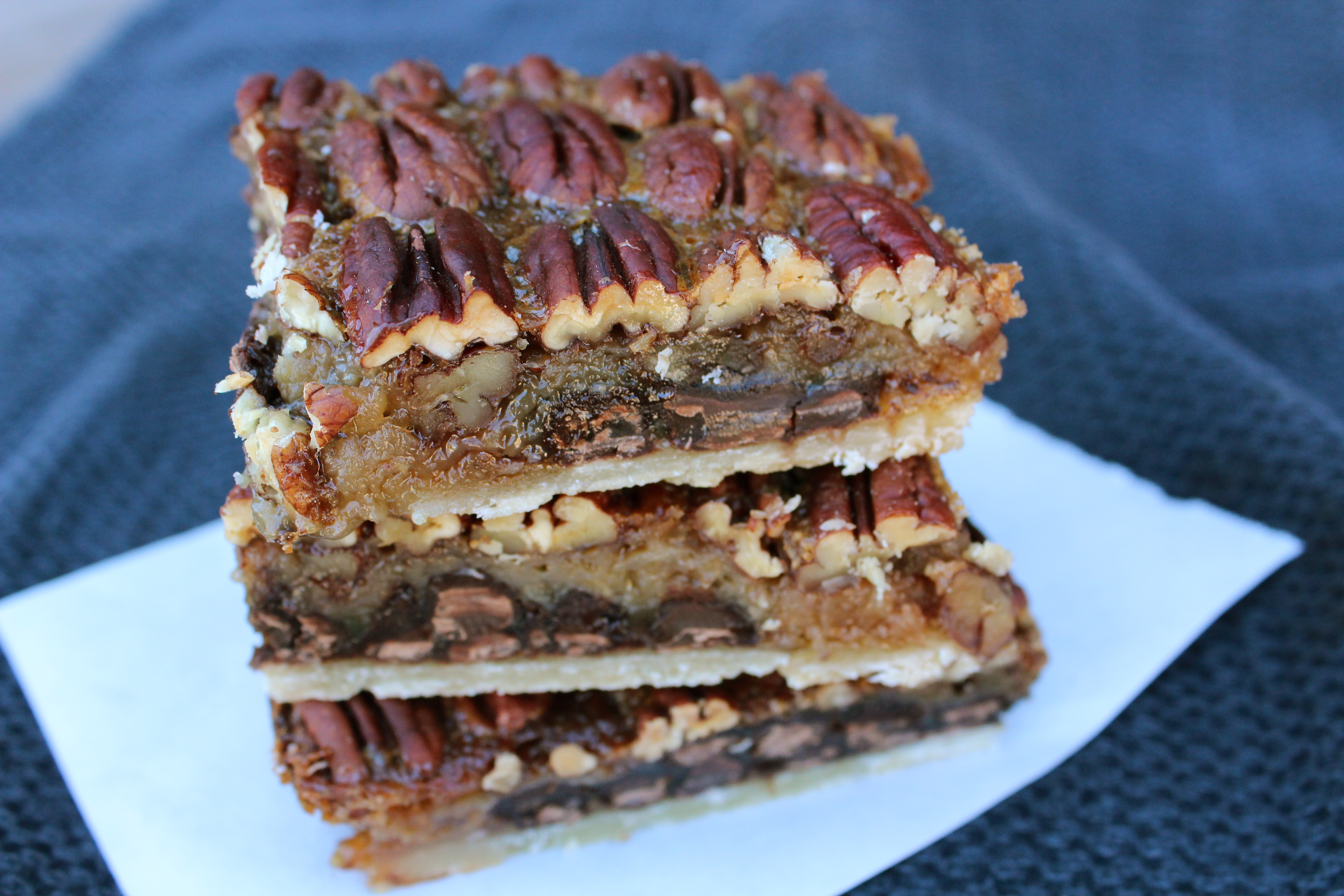 Derby Pie Bars | {tsiporah}
