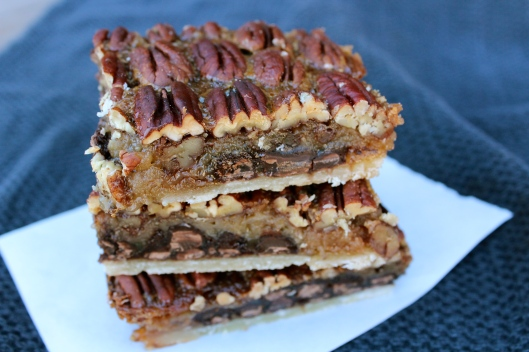 pecan pie bar recipe