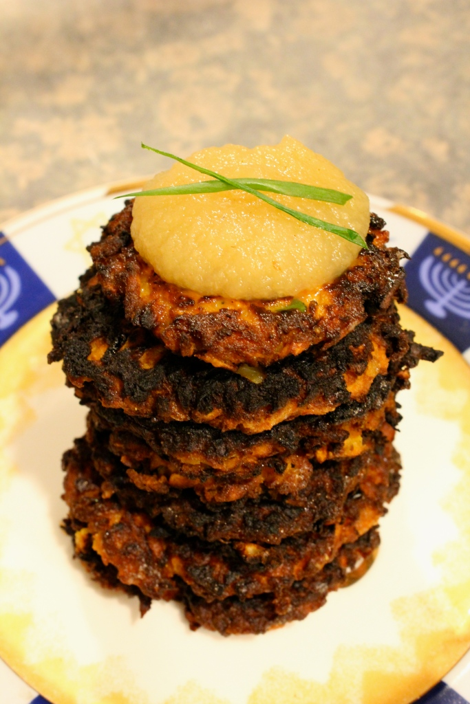 chanukah latkes recipe