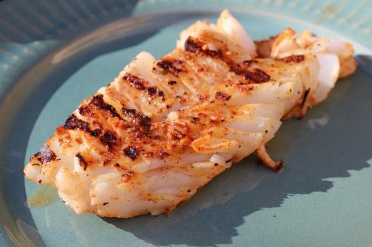 Grilled Citrus-Marinated Cod | Via Tsiporah Blog
