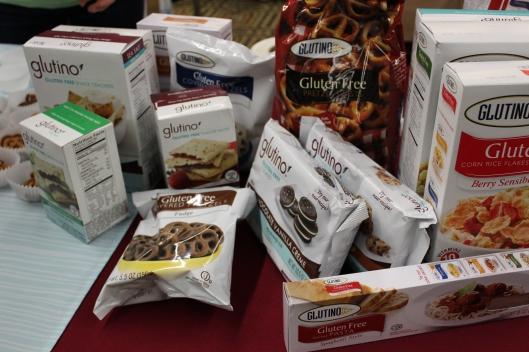 glutino gluten free