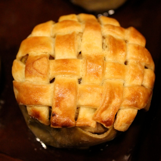 Criss Cross Apple Pie Recipe via Tsiporah Blog