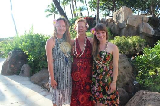 westin maui luau family
