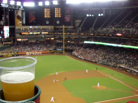 Phoenix Activities: Diamondbacks Baseball | Tsiporah Blog