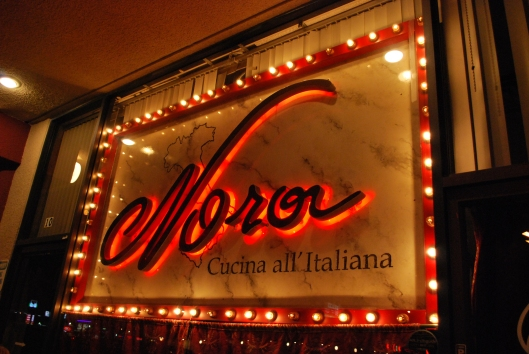 Nora's Italian Vegas | via Tsiporah Blog