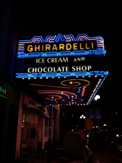 Ghirardelli San Diego | via Tsiporah Blog