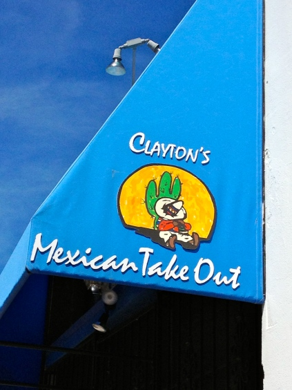 Clayton's Takeout Coronado Review | via Tsiporah Blog