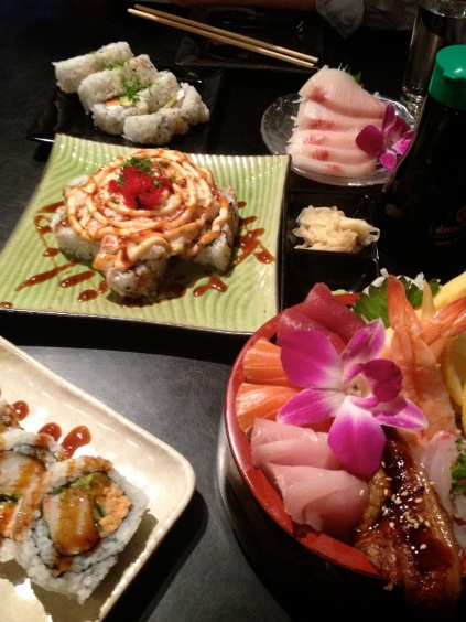 Karma Sushi Flagstaff Review via Tsiporah Blog