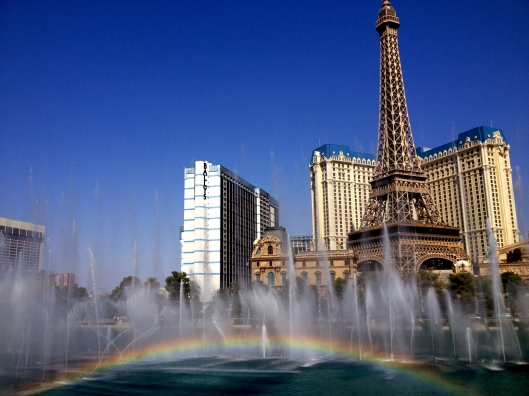 Paris Paris in Vegas | via Tsiporah Blog