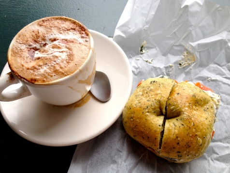Biffs Bagels Flagstaff Review via Tsiporah Blog