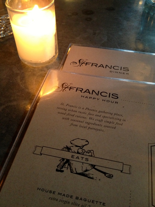 St. Francis Restaurant Review | via Tsiporah Blog