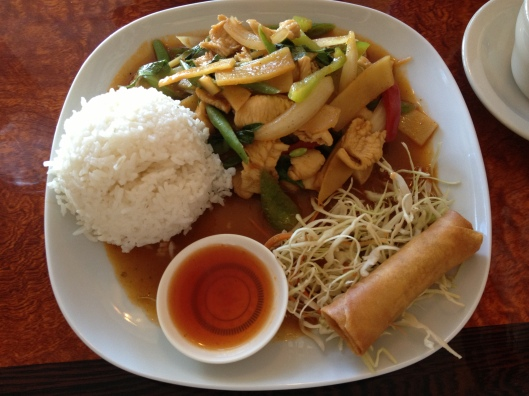 Krua thai phoenix lunch special