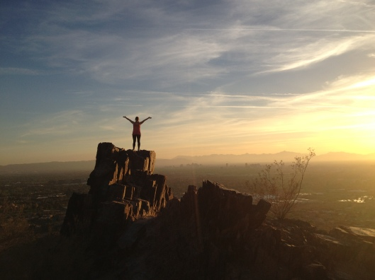 Phoenix Travel Guide - Hiking | via Tsiporah Blog