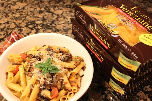 The best gluten free pasta | via Tsiporah Blog