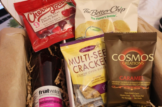 Goodies Box Review via Tsiporah Blog