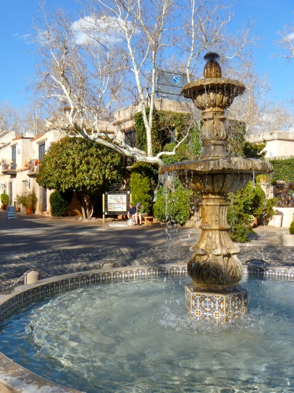 Tlaquepaque Shopping in Sedona - via Tsiporah Blog