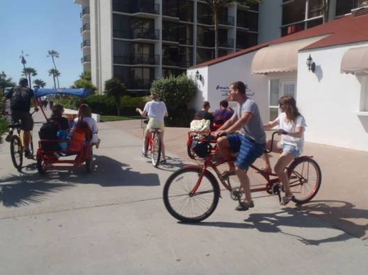 Rent Bikes in Coronado | via Tsiporah Blog