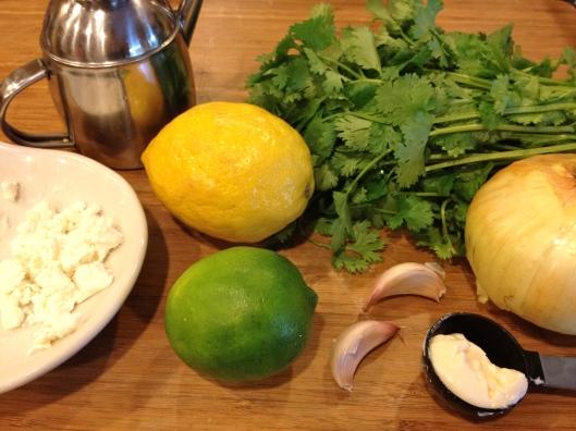 Grilled Romaine Salad Recipe via Tsiporah Blog