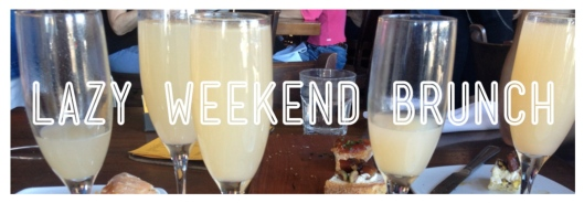 Weekend Brunch - Food for Thought