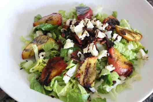 Autumn Salad with Bacon