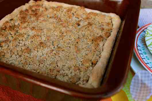Baked Apple Pie Bars