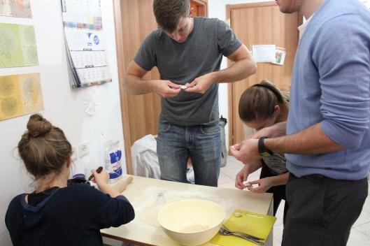 Making Pelmeni Family Dinner // Tsiporah Blog