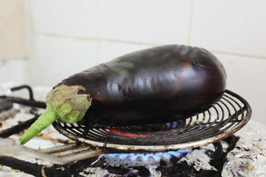 Smoked Eggplant