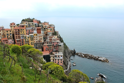 Tsiporah Blog Travels to Cinque Terre