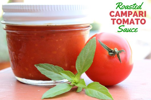 Roasted Campari Tomato Sauce