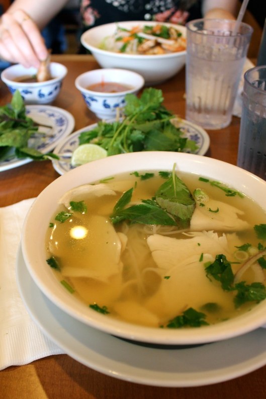 Vietnamese Pho in Tucson at Miss Saigon