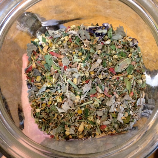 Sonoran Sleep Tea from Tucson's Food Conspiracy Co-op