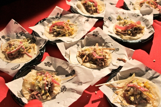 Hotel Thrillist Phoenix Feast - Tacos from Diego Pops