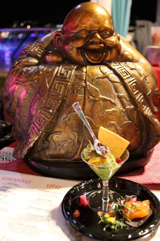 Hotel Thrillist Phoenix Feast - Sumo Maya